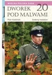 Okładka książki Srebrny medalion Marian Piotr Rawinis