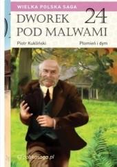 Okładka książki Płomień i dym Marian Piotr Rawinis