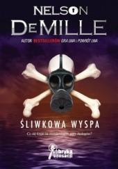 Okładka książki Śliwkowa wyspa Nelson DeMille