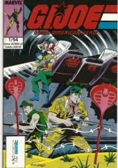 Okładka książki G.I. Joe 1/1994 Ron Wagner,Larry Hama