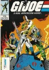 Okładka książki G.I. Joe 3/1994 Ron Wagner,Larry Hama,Marshall Rogers