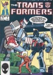 Okładka książki Transformers 1/1992 Bob Budiansky,William Johnson