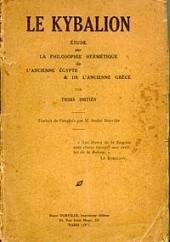 Okładka książki Kybalion TRZECH WTAJEMNICZONYCH