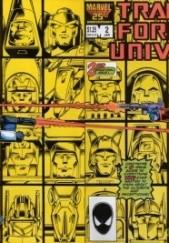 Okładka książki Transformers 4/1992 Bob Budiansky,Don Perlin