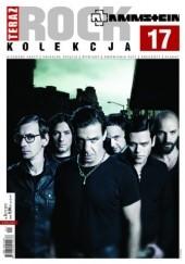 Okładka książki Teraz Rock. Kolekcja po całości, nr. 17. Rammstein Redakcja magazynu Teraz Rock