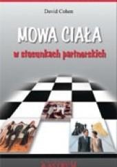 Okładka książki Mowa ciała w stosunkach partnerskich