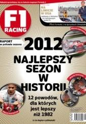 Okładka książki F1 racing nr 97 Redakcja magazynu F1 Racing