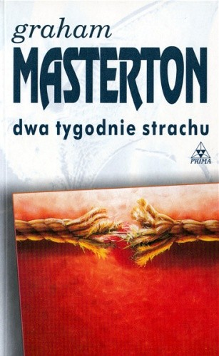 Okładka książki Dwa tygodnie strachu Graham Masterton