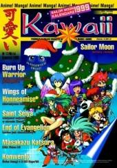 Okładka książki Kawaii nr 17 (16) (grudzień 1998) Redakcja magazynu Kawaii