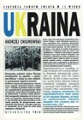 Okładka książki Ukraina Andrzej Chojnowski
