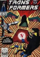 Okładka książki Transformers 2/1994 Simon Furman,José Delbo,Geoff Senior