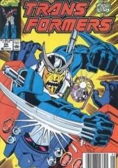 Okładka książki Transformers 5/1994 Simon Furman,José Delbo