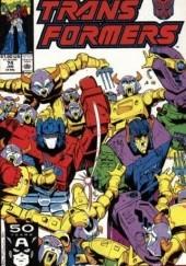 Okładka książki Transformers 3 / 1995 Simon Furman,Geoff Senior