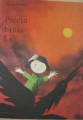 Okładka książki Pięciu braci Li Maria Górska