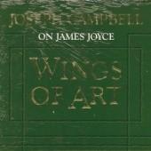 Okładka książki Wings of Art Joseph Campbell