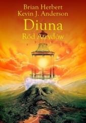 Okładka książki Diuna. Ród Atrydów Brian Patrick Herbert,Kevin J. Anderson