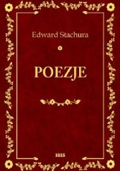Okładka książki Poezje Edward Stachura