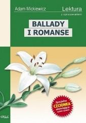 Okładka książki Ballady i romanse Adam Mickiewicz