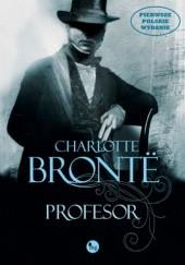 Okładka książki Profesor Charlotte Brontë