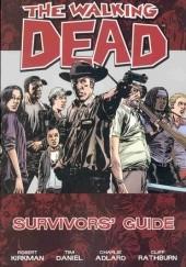 Okładka książki The Walking Dead Survivors Guide Cliff Rathburn,Charlie Adlard