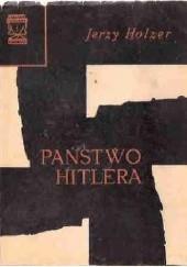 Okładka książki Państwo Hitlera Jerzy Holzer