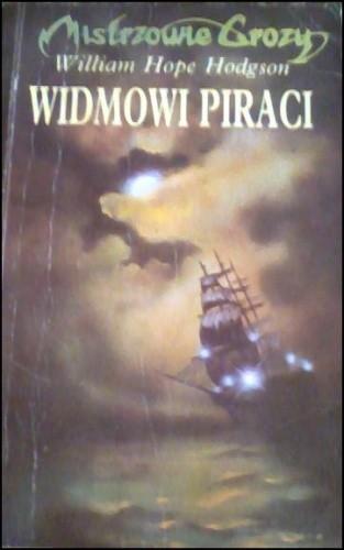 Okładka książki Widmowi piraci William Hope Hodgson