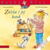Okładka książki Zuzia i jej kotek Eva Wenzel-Bürger,Liane Schneider