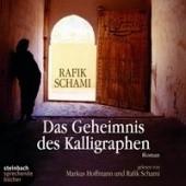 Okładka książki Das Geheimnis des Kalligraphen Rafik Schami