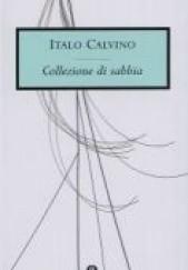 Okładka książki Collezione di sabbia Italo Calvino