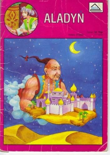 Okładka książki Aladyn praca zbiorowa