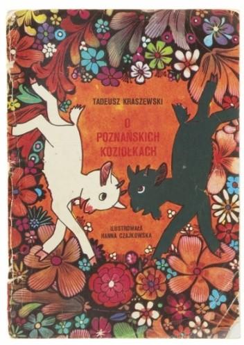 Okładka książki O poznańskich koziołkach