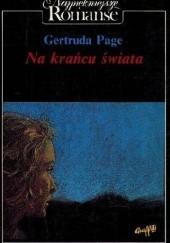 Okładka książki Na krańcu świata