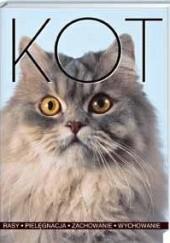 Okładka książki Kot Claire Bessant