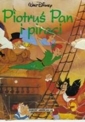 Okładka książki Piotruś Pan i piraci Walt Disney