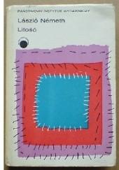 Okładka książki Litość László Németh