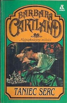 Okładka książki Taniec serc Barbara Cartland