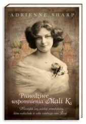 Okładka książki Prawdziwe wspomnienia Mali K. Adrienne Sharp