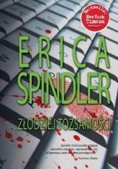 Okładka książki Złodziej tożsamości Erica Spindler