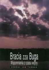Okładka książki Bracia zza Buga -wspomnienia  z czasu wojny Jan Turnau