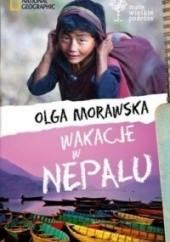 Okładka książki Wakacje w Nepalu Olga Morawska