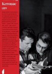 Okładka książki Listy Jack Kerouac,Allen Ginsberg