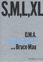 Okładka książki S,M,L,XL Rem Koolhaas