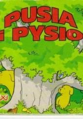 Okładka książki Pusia i Pysio Stig Weimar