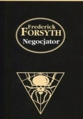 Okładka książki Negocjator
