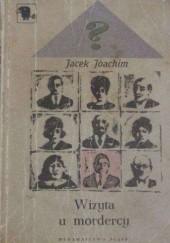 Okładka książki Wizyta u mordercy