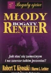 Okładka książki Młody bogaty rentier Robert Toru Kiyosaki