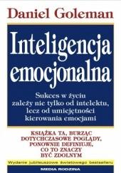 Okładka książki Inteligencja emocjonalna Daniel Goleman