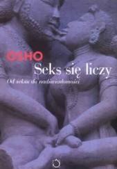 Okładka książki Seks się liczy Osho