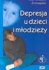Okładka książki Depresja u dzieci i młodzieży Jose Collados Zorraquino