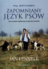 Okładka książki Zapomniany język psów Jan Fennel
